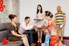 结婚秀禾服能穿全程吗
