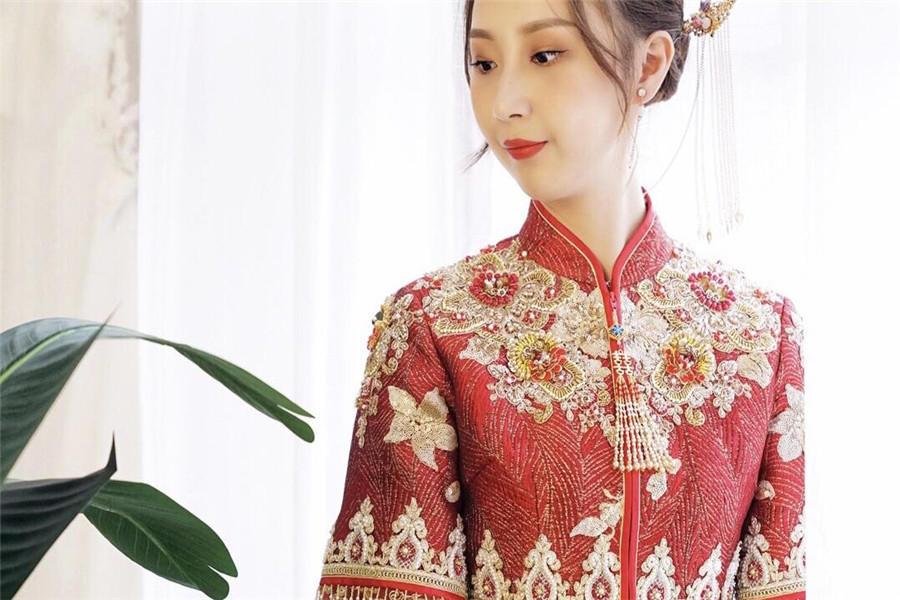 秀禾服-Lovely Bride婚纱