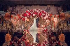 送给新婚夫妇的祝福语经典