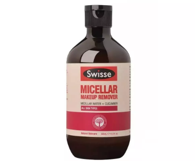 Swisse黄瓜卸妆水