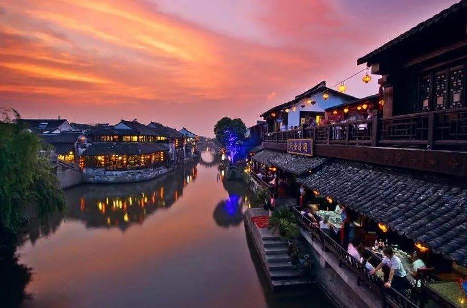 春节旅游去乌镇