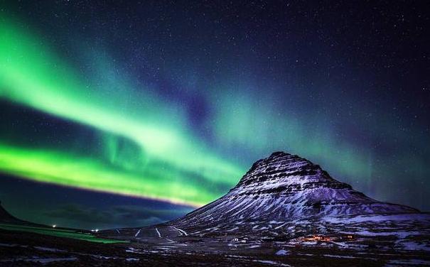春节旅游去冰岛