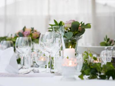 婚宴设计 美轮美奂的婚礼布置图片