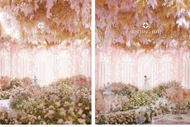 精灵花园主题宴会厅