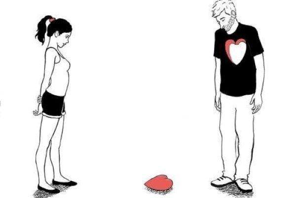 女生拒绝男生表白