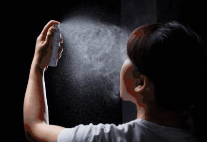 化妆用的喷雾