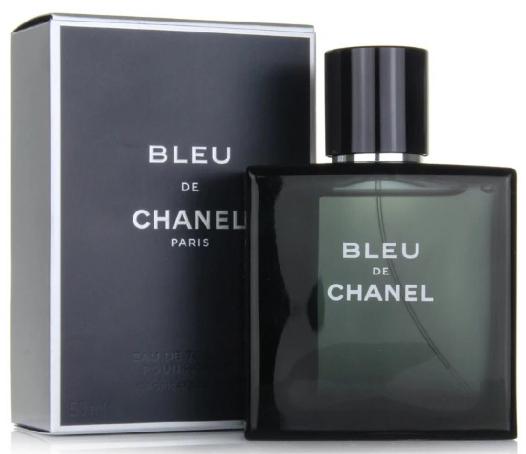 Chanel蔚蓝