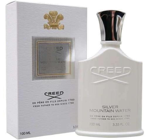 Creed银色山泉