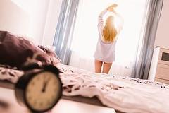 给女朋友的早安小情话