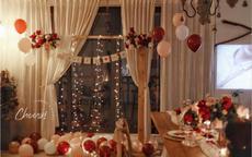 室内求婚布置图片 室内求婚如何布置最浪漫