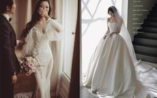 新娘礼服图片大全 婚礼新娘礼服图片大全