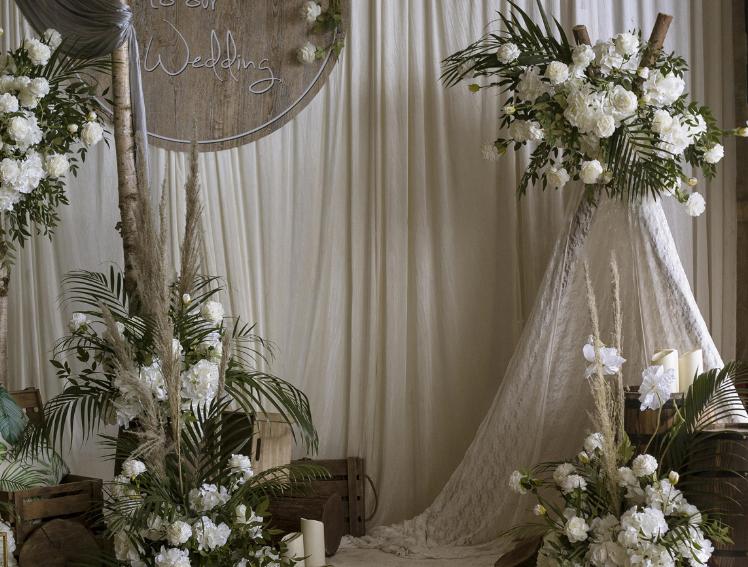 婚礼细节照片