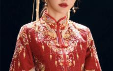 红色古装婚纱照大盘点