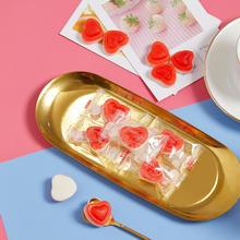 伊妙多彩果味心型橡皮糖500g