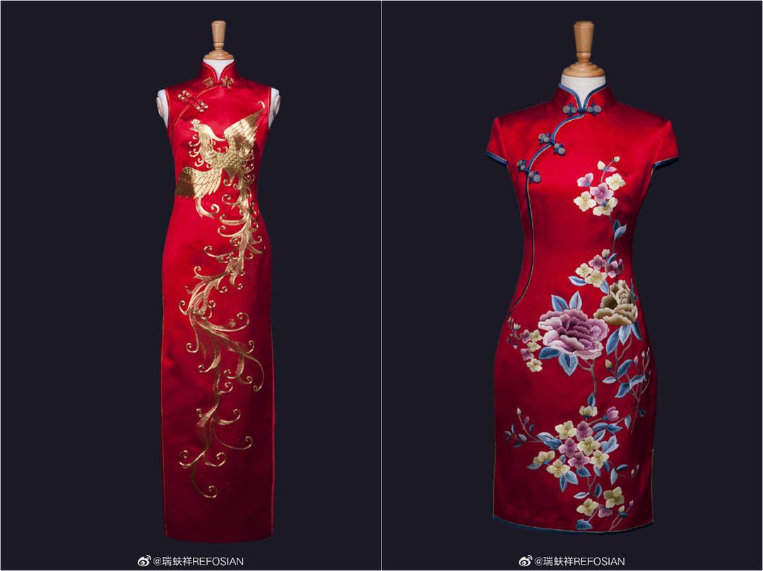 瑞蚨祥旗袍