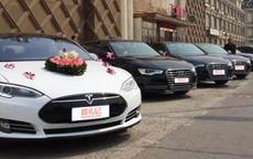 重庆婚车租赁价格表