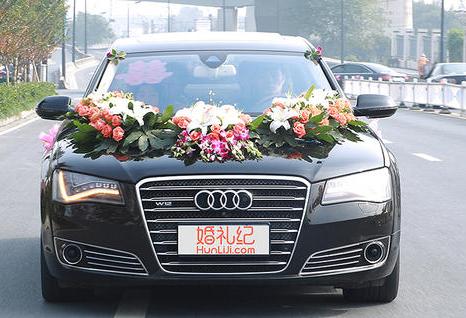 婚车租赁价位