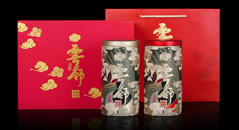 雨林古树红茶礼盒