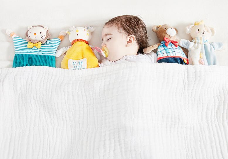 哄睡安抚玩具