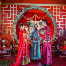 关于春节的图片大全 春节结婚布置