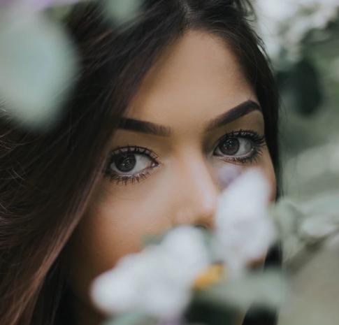 漂亮的眼妆