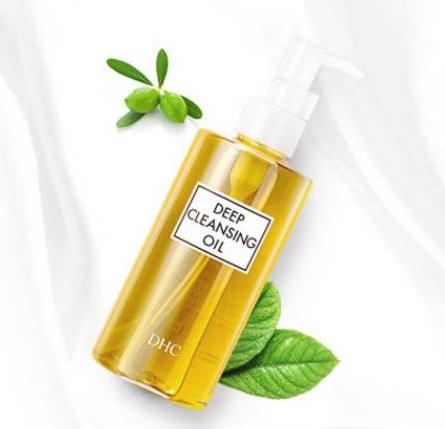 DHC保湿卸妆乳液