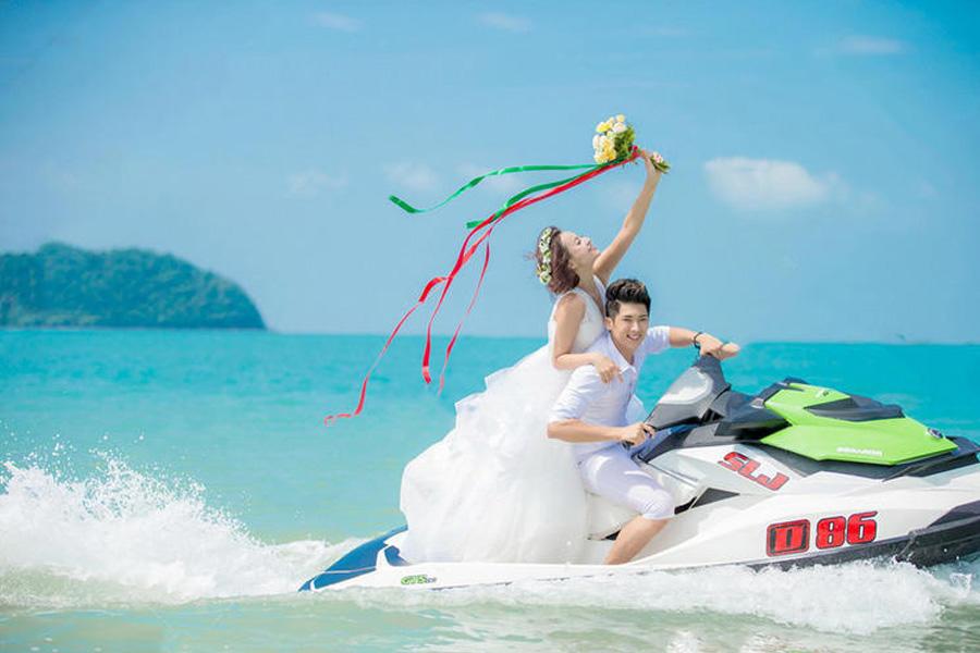 海外婚礼拍摄