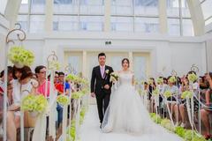 请婚庆公司办婚礼大概要多少钱?