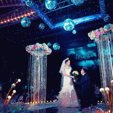 婚礼现场布置效果图参考