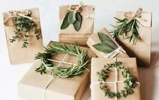 6种超好看的礼物包装方法
