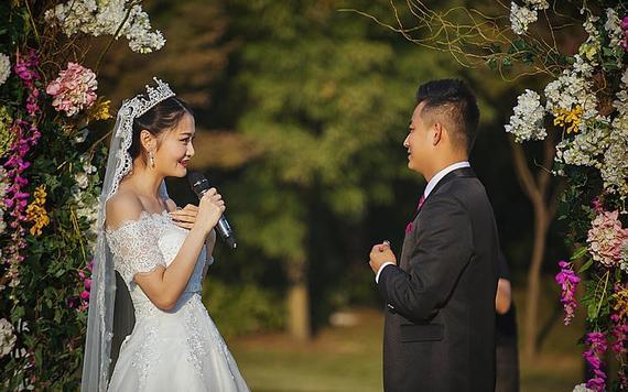 新娘婚礼致辞感人温馨2020