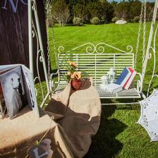 室外婚礼现场布置图参考
