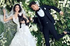 二婚能穿白婚纱吗 二婚穿什么婚纱