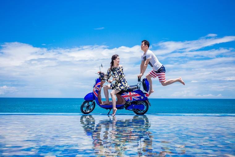 旅行结婚也想有个仪式
