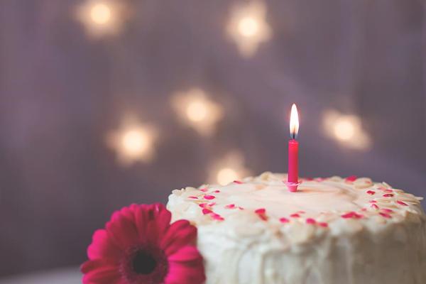 闺蜜生日蛋糕