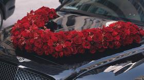 【豪华婚车装饰】  + 【豪华婚车装饰】
