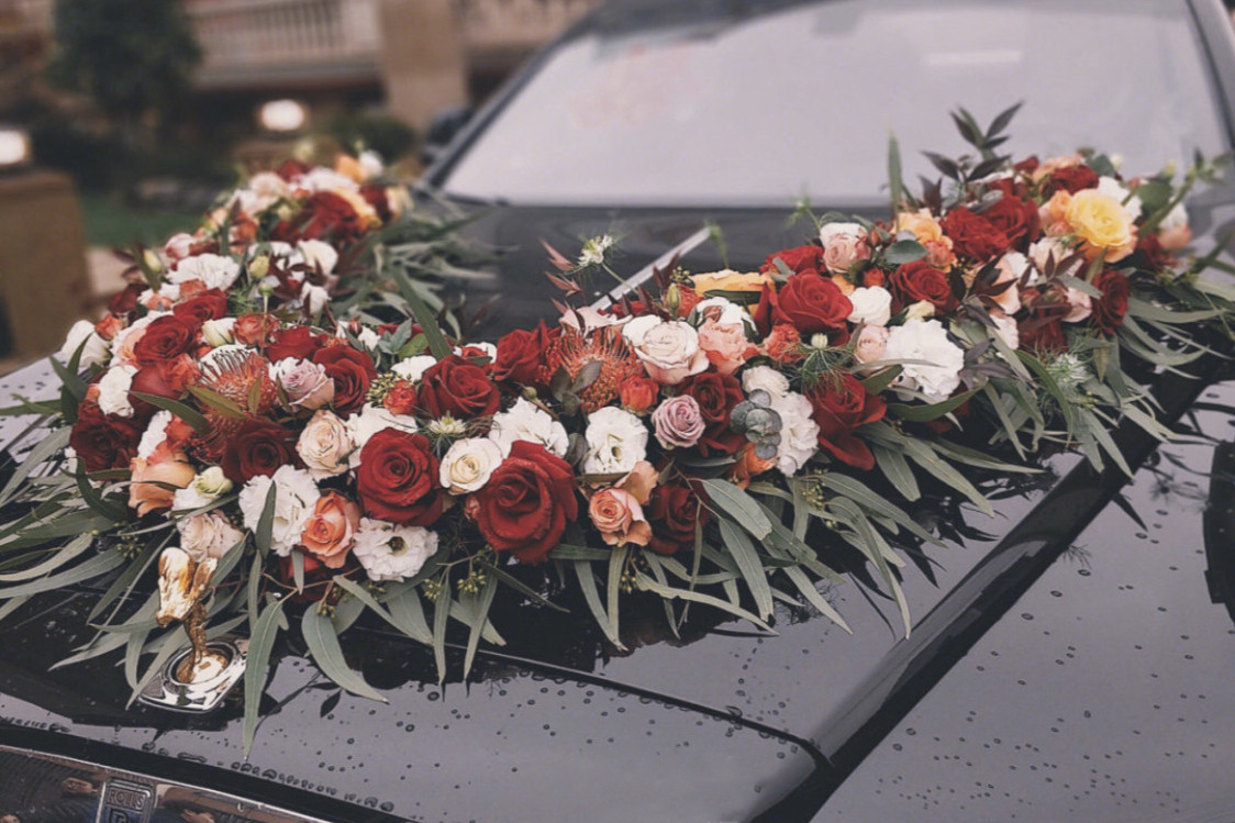 <品质之选> + 豪华婚车装饰