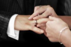 结婚为什么要戴戒指?