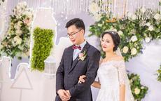 浪漫婚禮現場布置圖片參考