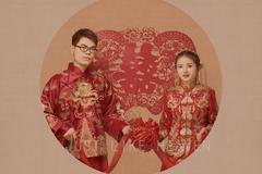 中式婚礼结婚拜天地主持词