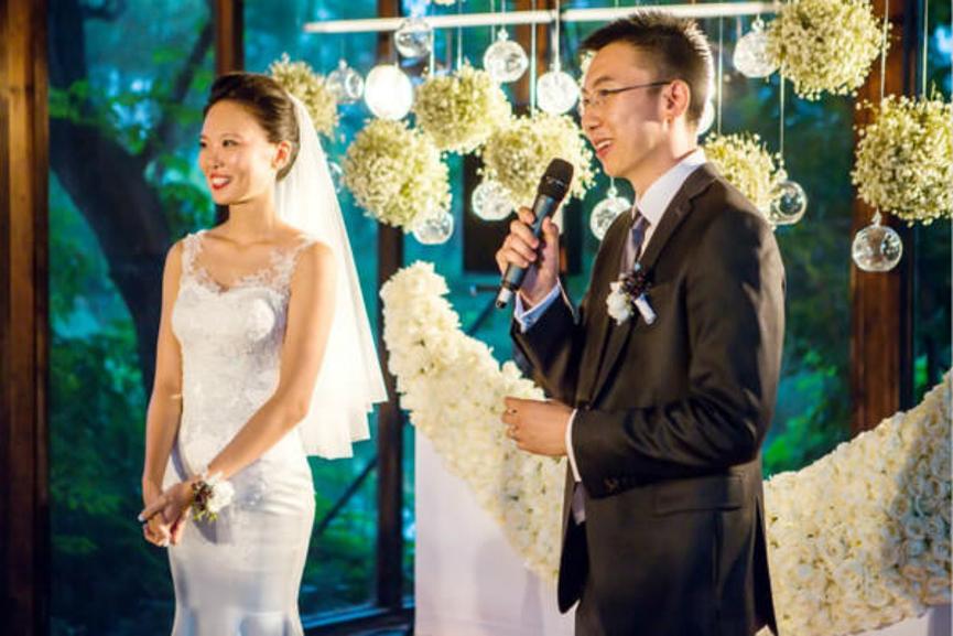 婚礼感谢词