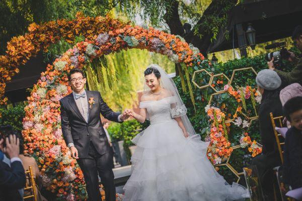 婚礼现场美图