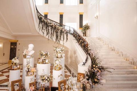 路易城堡I一站式婚礼酒店
