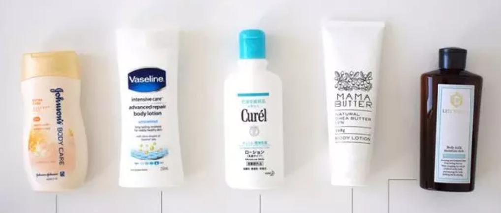 身体乳排行榜产品