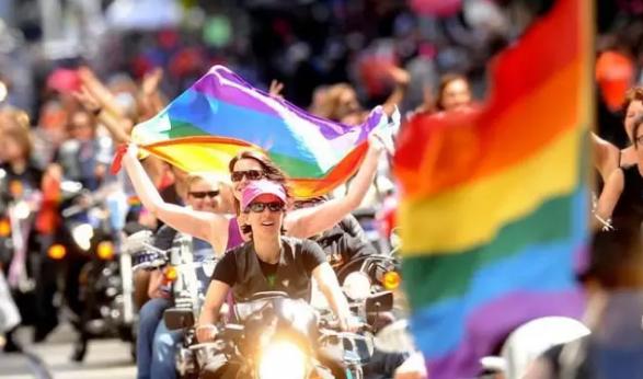 同性恋游行活动