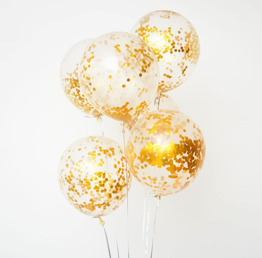 INS风透明气球