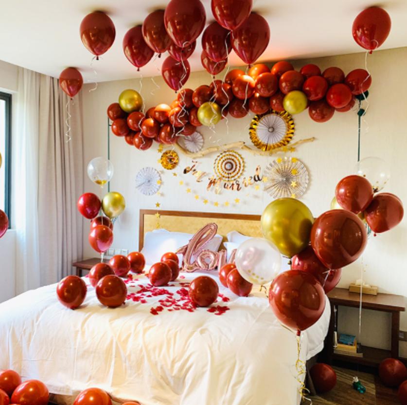 婚礼纪犀选气球套装