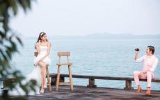 拍婚纱照大概多少钱?