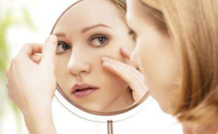 女人的护肤保养