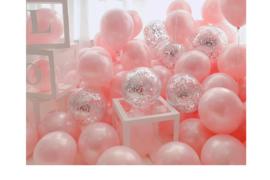 蓉南厅~白粉色公主风